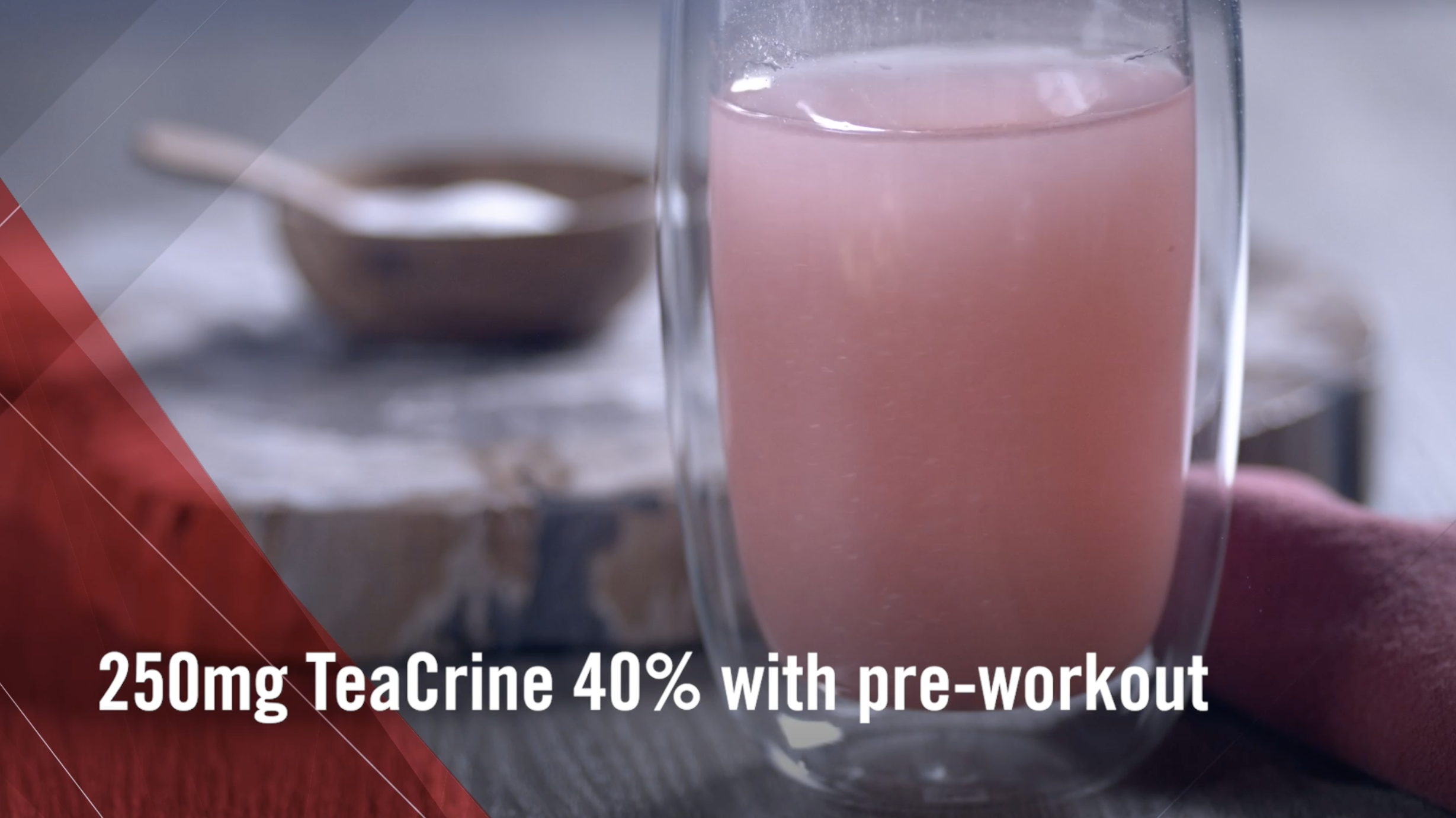 TeaCrine® mixing video